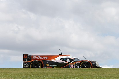 G-Drive crashes, giving way for SMP to potentially take LMP2 title