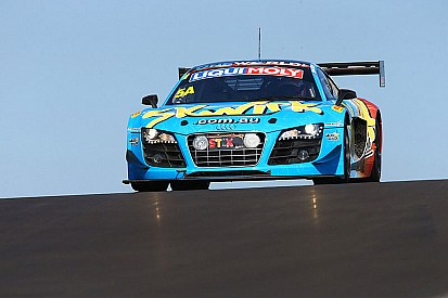 Rod Salmon claims maiden GT crown in New Zealand