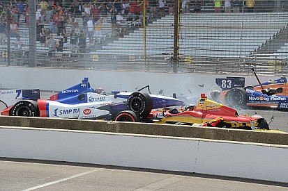 IndyCar drops standing starts as 2015 rules are finalized