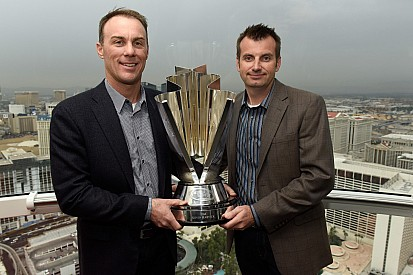 From friendship to championship, Harvick and Childers enjoy the journey together