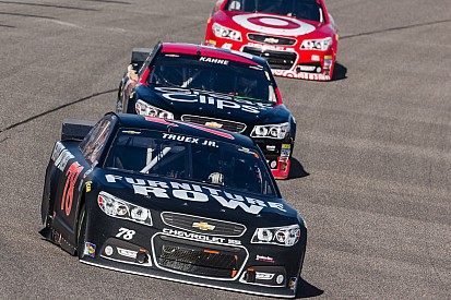 Pearn takes over the reins at FRR