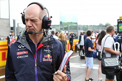 Newey 'shook hands' on 2015 Ferrari switch