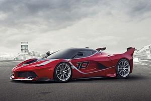Automotive Breaking news Ferrari shows the FXXK at Abu Dhabi Ferrari Challenge finale