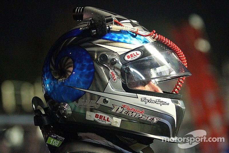 Patrick Dempsey teams with Wright Motorsports