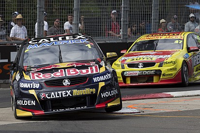 Whincup takes weekend opener in Sydney