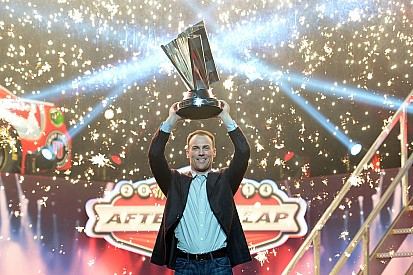 NASCAR honors its Sprint Cup Champion