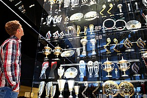 Formula 1 Breaking news 60 trophies stolen in Red Bull factory raid