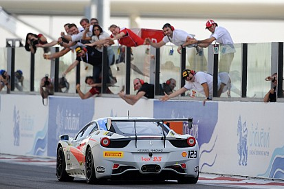 Ferrari Challenge Coppa Shell crowns champion