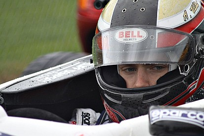 Aaron Telitz joins Cape Motorsports in USF2000 series