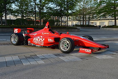 Braille Battery partners with Indy Lights series
