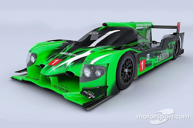 Tequila Patron ESM completes driver lineup for 2015