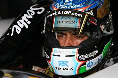 Salvador Duran to replace Katherine Legge in Formula E race in Uruguay