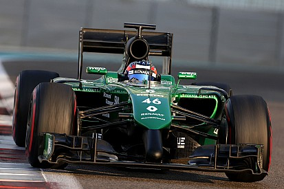 Caterham still in fight for F1 survival