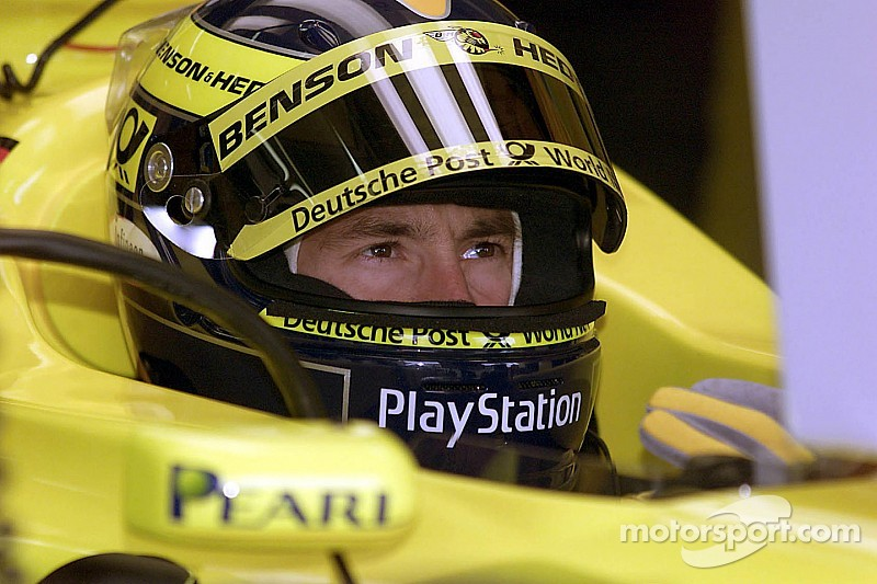 From F1 to hearse driver - Frentzen