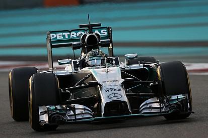 Hamilton advantage to be 'short-lived' - Rosberg