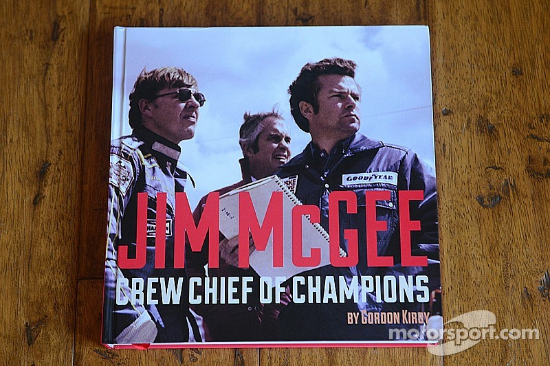 Review: Jim McGee, Crew Chief of Champions