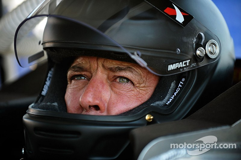 Ron Hornaday Jr. is shifting gears