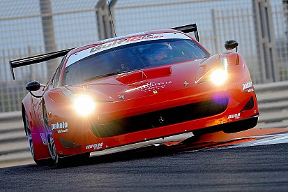 Halfway report: AF Corse leads Gulf 12 Hours
