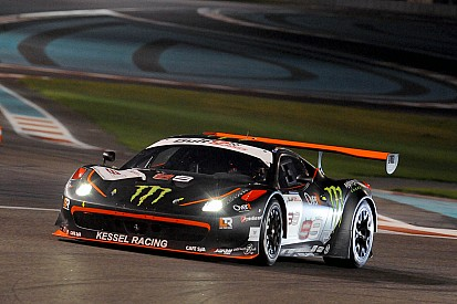 Victory for Jorge Lorenzo and Kessel Racing at Gulf 12 Hours
