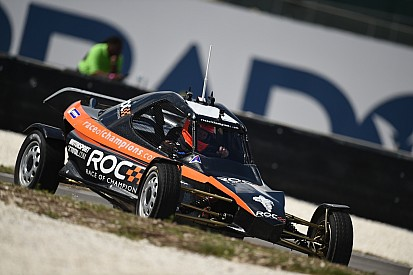 Race of Champions semi-finals grid set