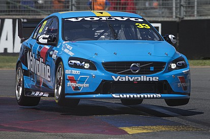 """Volvo marketing VP: """"Motorsport does not conform with our brand"""""""