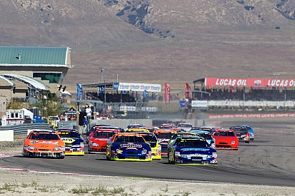 NASCAR sets K&N Pro Series schedule for 2015