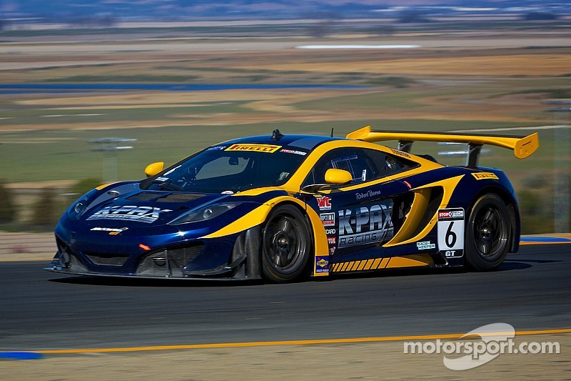 K-PAX Racing joins forces with Flying Lizard Motorsports for 2015 Pirelli World Challenge
