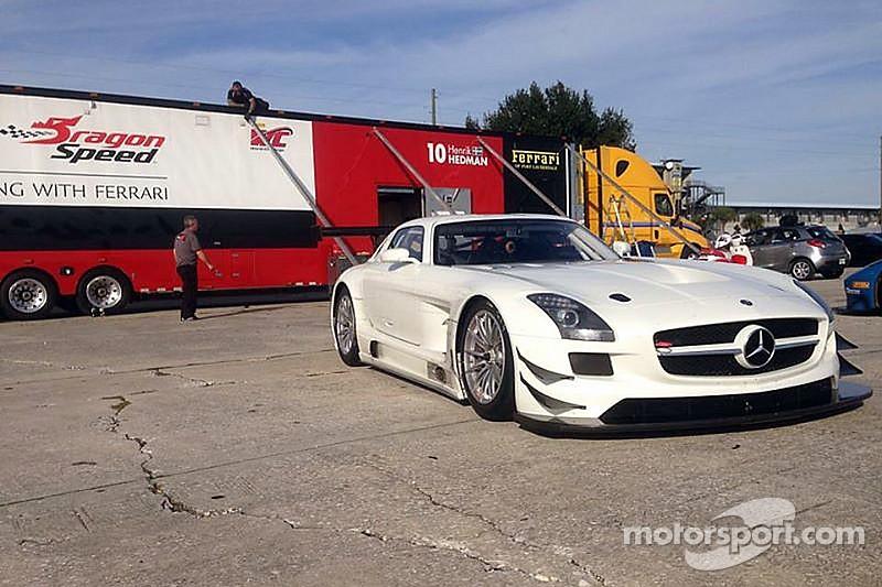 DragonSpeed to field four-car Pirelli World Challenge effort in 2015