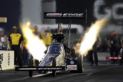 Brittany Force on her sophomore season in NHRA's Top Fuel