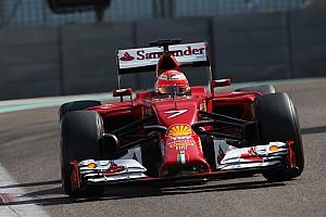 Formula 1 Breaking news Ferrari not ruling out 2016 seat for Raikkonen