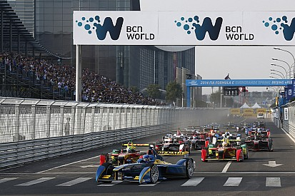 Top 20 moments of 2014, #13: Formula E gets a flying start