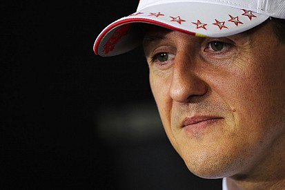Top 20 moments of 2014, #11: Schumacher heads home after accident