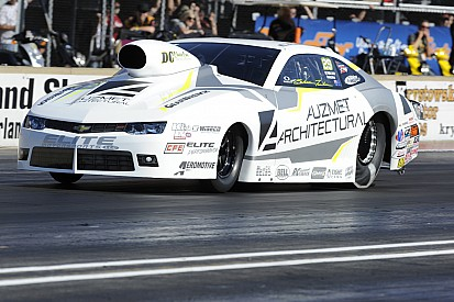 NHRA Pro Stock racer Shane Tucker has a new engine builder