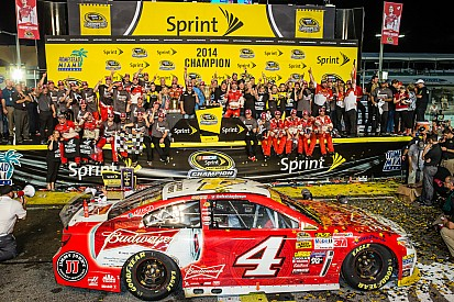 2014: A season of change for NASCAR