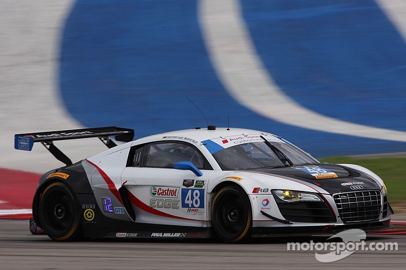 Rast joins PMR for Rolex, von Moltke moves over from Flying Lizard