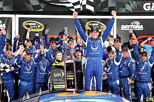 NASCAR Cup Breaking news Fit for a King - RPM comes through for the Daytona 500