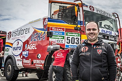 InstaForex Loprais Team are going for the first stage!