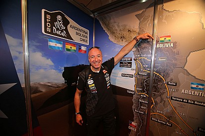 Dakar rally 2015 off to a start - Tim & Tom are on tour