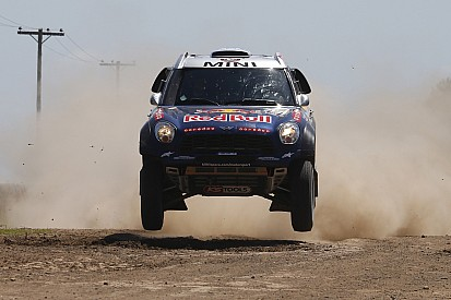 Al-Attiyah drops out of Dakar lead with penalty