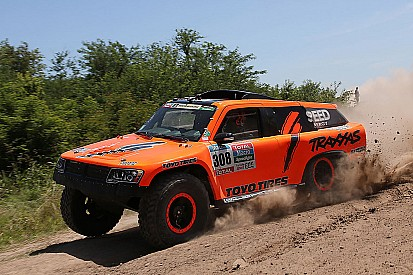 Robby Gordon off to quick start in Dakar Rally