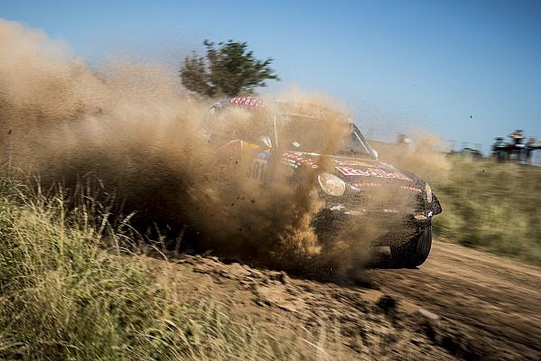 Robb's Dakar Ride: Blinded by dust