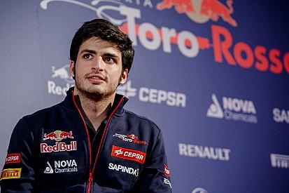 Sainz's father says surname no ticket to F1