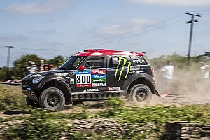 Dakar Stage report Roma: How the mighty have fallen