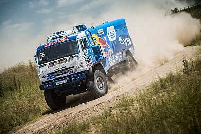 2015 Dakar Rally: Stage 2 results