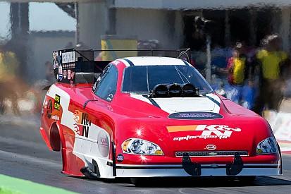 John Hale to drive Jim Dunn Funny Car in 2015