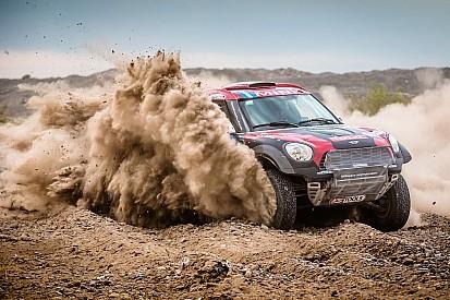 2015 Dakar Rally: Stage 3 results