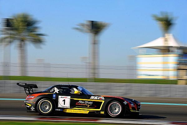 Black Falcon puts four cars on the Dubai 24 Hours grid