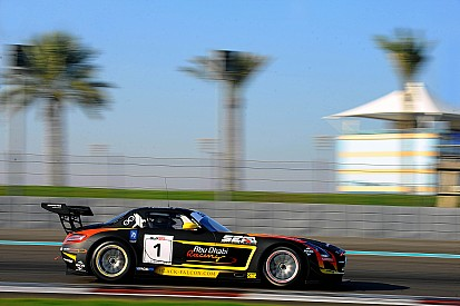 Black Falcon puts four cars on the Dubai 24 Hours grid