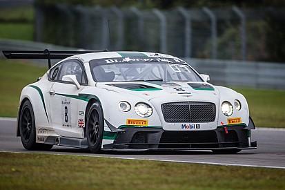 Bentley Motorsport announces full 2015 schedule