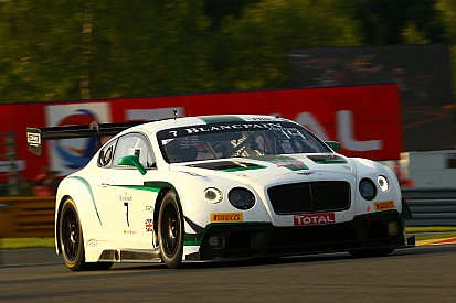 Andy Meyrick continues with Bentley for 2015